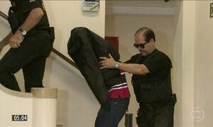 Polícia prende suspeitos de cometer crimes de pornografia infantil