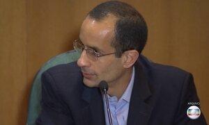 Chefe da área de propinas da Odebrecht diz que entregava mochilas com R$ 500 mil