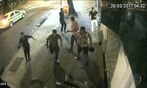 Preso um dos acusados de estar na briga que matou turista argentino no RJ