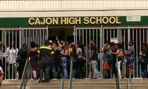 Sobe para três o número de mortos depois de ataque em escola na Califórnia