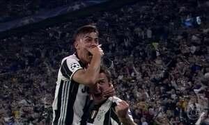 Juventus derrota o Barcelona por 3 a 0 pela Liga dos Campeões