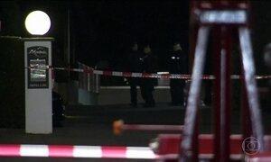 Polícia alemã prende suspeito de ter participado do ataque ao ônibus do Borúsia Dortmund