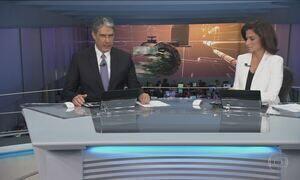 Jornal Nacional - Edição de Quarta-feira, 12/04/2017