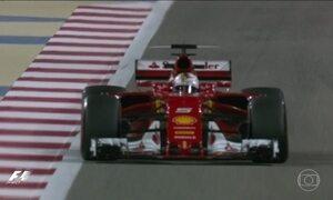 Pista quente é desafio para a Fórmula 1 em corrida no Barein