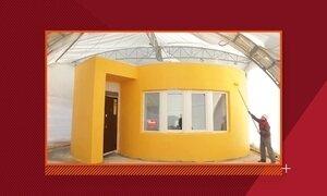 Engenheiro projeta impressora 3D que cria a casa dos sonhos em um dia