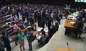 Governo é derrotado na tentativa de acelerar a votação de reforma trabalhista
