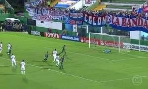 Confira os gols desta terça (18) da Libertadores e da Liga dos Campeões