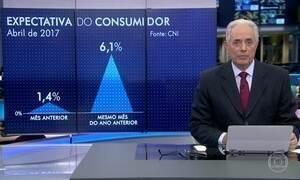 Pesquisa da CNI mostra que brasileiros estão mais confiantes