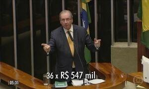 Eduardo Cunha recebeu mesada da Odebrecht, diz ex-diretor da empreiteira