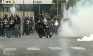 Governo venezuelano denuncia ataque a hospital infantil