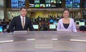 Jornal Hoje - Edição de segunda-feira, 24/4/2017