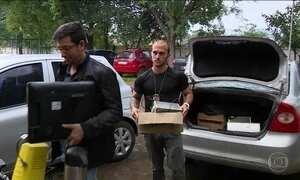 Escola pública arrombada 21 vezes no RS recebe de volta objetos roubados