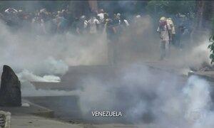 Já são 26 os mortos em protestos contra e a favor de Maduro na Venezuela