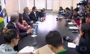 Defensoria pública faz diagnóstico do sistema prisional de Manaus (AM)