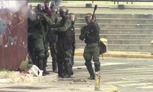 Europa condena 'repressão brutal' das forças de segurança da Venezuela