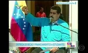 Autoridade da Venezuela apresenta pedido de saída do país da OEA