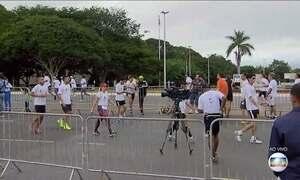 Brasília tem atrações de esporte e lazer no Dia do Trabalho