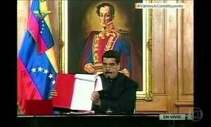 Oposição na Venezuela reage à convocação de Constituinte por Nicolás Maduro
