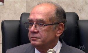 Janot pede que STF declare Gilmar Mendes impedido de atuar em processos contra Eike Batista