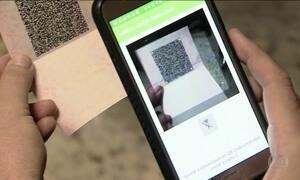 Nova carteira de motorista ganha mais um sistema de segurança