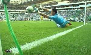 Confira os gols da rodada de estreia do Brasileirão