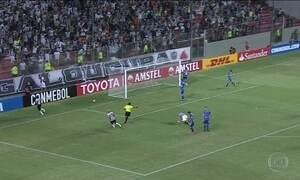 Atlético-MG goleia Godoy Cruz, da Argentina, na Libertadores
