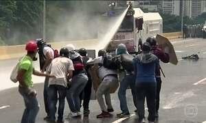 Conselho de Segurança da ONU discute a situação na Venezuela