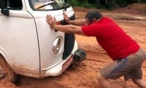 BR 319, em Manaus, tem 700 km de estrada sem posto de gasolina