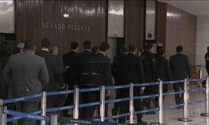 PF cumpre mandados de prisão no DF e faz buscas no Congresso