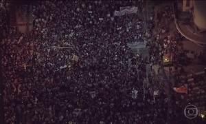 Manifestações pelo Brasil pedem a saída de Michel Temer do cargo e eleições diretas