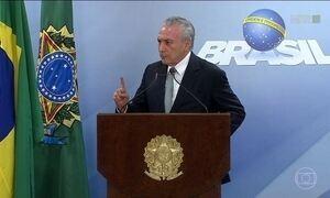 Jornal da Globo - Edição de quinta-feira 18/05/2017