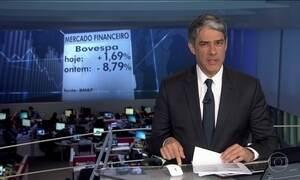 Mercado financeiro tem um dia de melhora nos indicadores