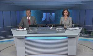 Jornal Nacional - Edição de terça-feira, 23/05/2017