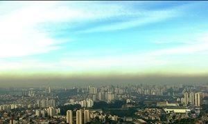 Frota de 8 milhões de carros causa mais de 70% da poluição em São Paulo