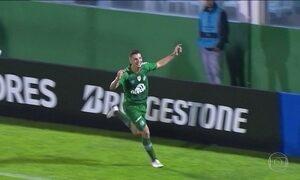 Chapecoense vence Zulia, mas punição tira equipe de SC da Libertadores