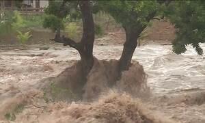 Chuva provoca destruição e a morte de três pessoas no interior de PE
