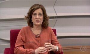 Mercado financeiro se estabiliza, apesar da crise política, diz Miriam Leitão