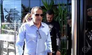 Justiça Federal determina a transferência de Henrique Eduardo Alves para Brasília