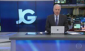 Jornal da Globo - Edição de segunda-feira 12/06/2017