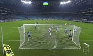 Grêmio vence o Bahia pelo Campeonato Brasileiro