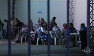 Contêineres para atender viciados em crack em SP já estão funcionando