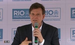 Prefeito anuncia corte de 50% na verba destinada ao Carnaval de 2018 no RJ