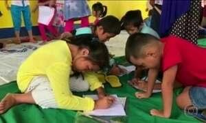Uma em cada 5 crianças vive na pobreza em países ricos, revela Unicef