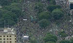 Marcha pra Jesus deve reunir três milhões de cristãos em São Paulo