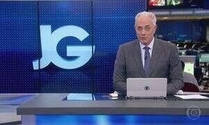 Jornal da Globo - Edição de quinta-feira, 15/06/2017