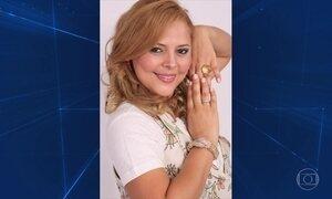 Cantora de forró Eliza Clívia morre em acidente de carro no centro de Aracaju