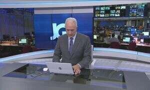 Jornal da Globo - Edição de Sexta-feira, 16/06/2017