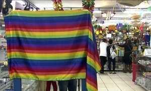 Três milhões de pessoas são esperadas para a Parada do Orgulho LGBT
