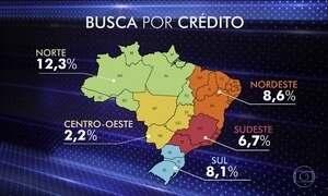 Melhora da economia está levando o brasileiro de volta ao consumo