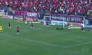 Veja os gols deste sábado (24) pelo Campeonato Brasileiro
